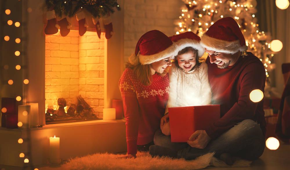 ¿Ya tienes los regalos de navidad?