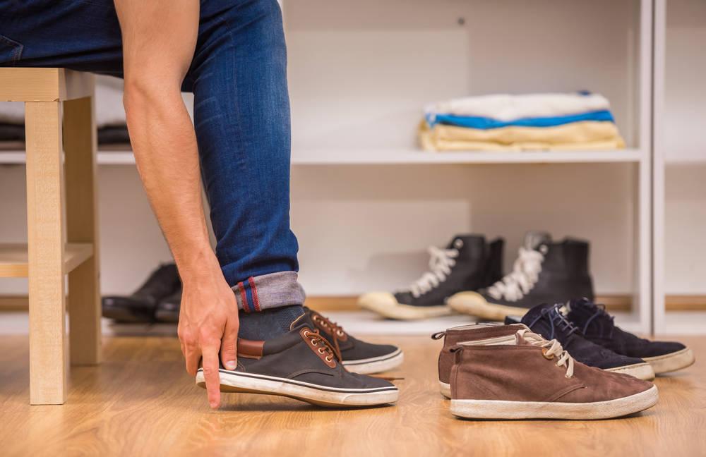 Elige un buen calzado para cada momento